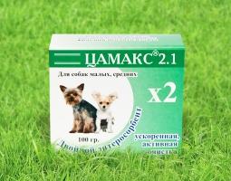 ДВОЙНОЙ ЭНТЕРОСОРБЕНТ для собак малых и средних пород